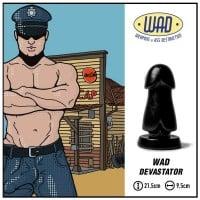Anální kolík Mister B WAD19 Devastator