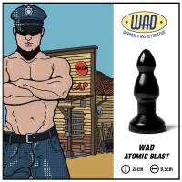Anální kolík Mister B WAD22 Atomic Blast