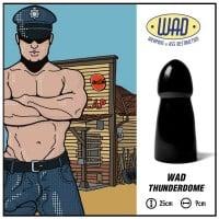 Anální dildo Mister B WAD25 Thunderdome