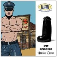 Anální dildo Mister B WAD26 Conqueror