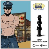 Análne dildo Mister B WAD30 Thermal Detonator M