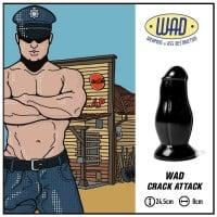 Anální kolík Mister B WAD34 Crack Attack