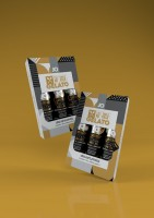 Sada lubrikačních gelů System JO Gelato Tri-Me 3 x 30 ml