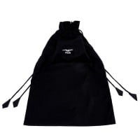 Mister B Toy Bag Black XL