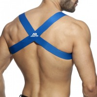 Addicted AD814 Spider Harness Royal Blue