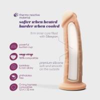 Realistické dildo Crushious Tessudo 6 Inch tělové