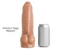 Dildo Hankey's Toys Chorizo n' Eggs M