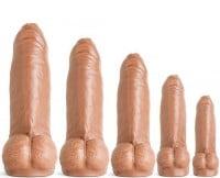 Hankey's Toys Chorizo n' Eggs Dildo L/XL