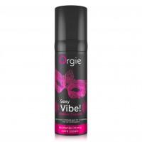 Orgie Sexy Vibe! Intense Orgasm Liquid Vibrator 15 ml