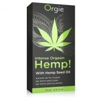 Orgie Hemp! Intense Orgasm Intimate gel 15 ml