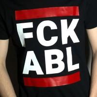 Tričko Sk8erboy FCK ABL