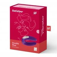 Satisfyer Double Plus Partner Vibrator