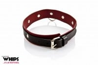 Whips Leather Collar for Her Thin