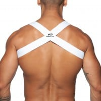 Addicted AD814 Spider Harness White