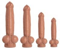 Hankey's Toys Lampwick Uncut Dildo S/M