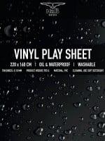 Mister B Vinyl Play Sheet
