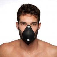 Rúško ES Collection AC085 Mask Up čierne