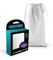 Antibakteriální vak na hračky Blush Safe Sex velký