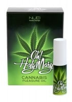 Stimulační olej Nuei Oh! Holy Mary Cannabis Pleasure 6 ml