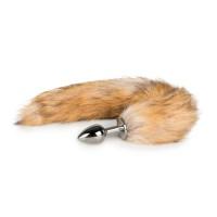 Análny kolík s chvostom Slave4master Fox Tail