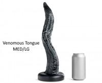 Hankey's Toys Venomous Tongue Dildo M/L