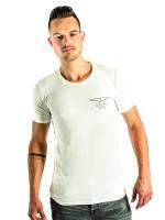 Tričko Mister B bílé