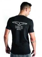 Mister B T-shirt Black