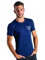 Tričko Mister B tmavě modré
