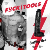 Mister B Fucktools Drilling Don Dildo