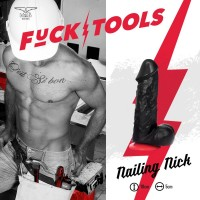 Mister B Fucktools Nailing Nick Dildo