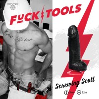 Mister B Fucktools Screwing Scott Dildo