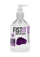 Lubrikační gel Fist-It Anal Relaxer s pumpičkou 500 ml