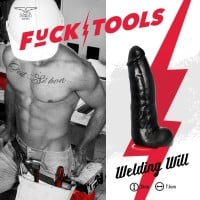 Dildo Mister B Fucktools Welding Will