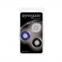 Erekční kroužky Renegade Stamina Rings