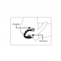 Vibračný stimulátor prostaty Rocks-Off Cheeky Boy