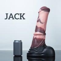 Weredog Jack Horse Dildo Signature Chocolate Extra Large