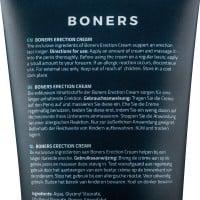 Erekční krém Boners 100 ml