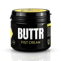 Análny lubrikant BUTTR Fist Cream 500 ml