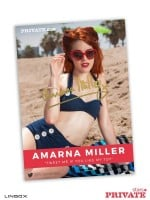 Masturbátor Lingox Private Stars Amarna Miller Vagina