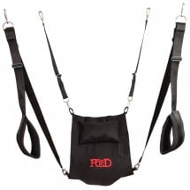 The Red 4-Point Canvas Sling