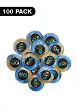 EXS Original Condoms 100 Pack