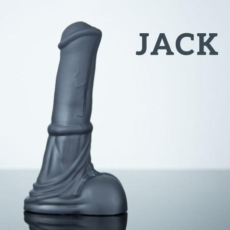 Koňské dildo Weredog Jack Jet extra velké