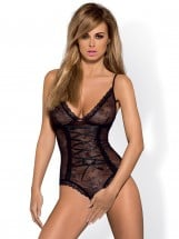 Obsessive Slevika Crotchless Teddy