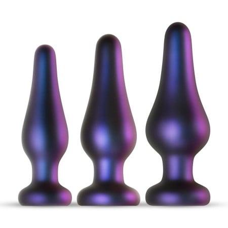 Hueman Comets Butt Plug Set