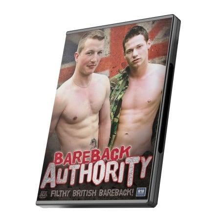 Bareback Authority DVD