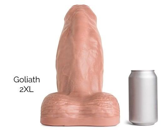 Dildo Hankey's Toys Goliath XXL