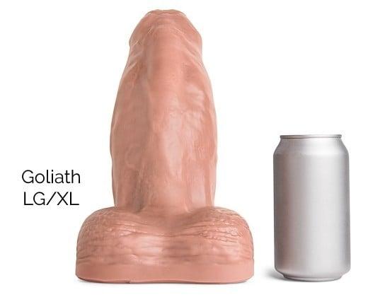 Dildo Hankey's Toys Goliath L/XL