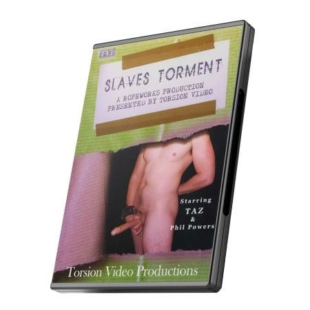 Torsion Video: Slaves Torment DVD