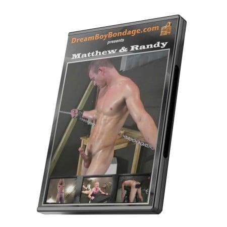DreamBoyBondage.com: Matthew & Randy DVD