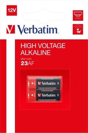 Verbatim 23AF MN21 12 V Battery (2 pcs)